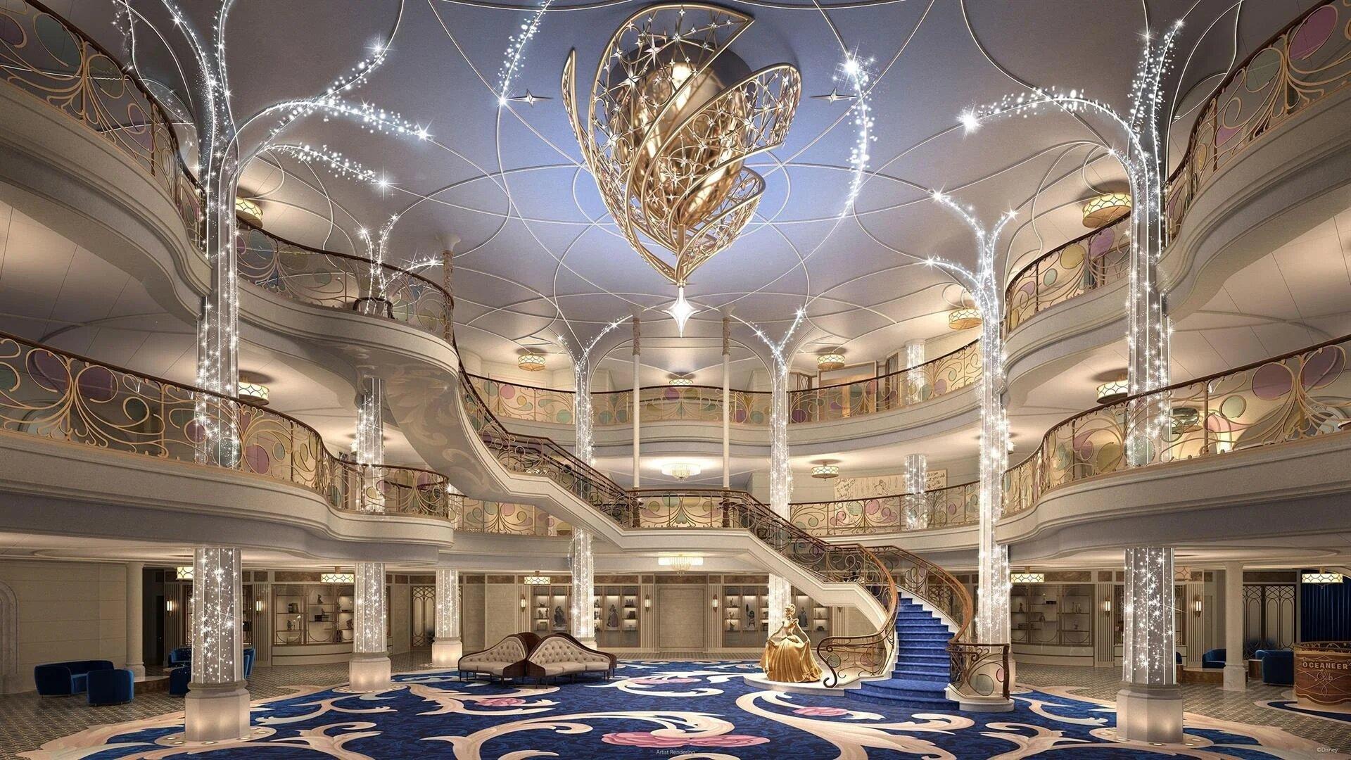 Disney Wish: Vacaciones mágicas navegando en un crucero