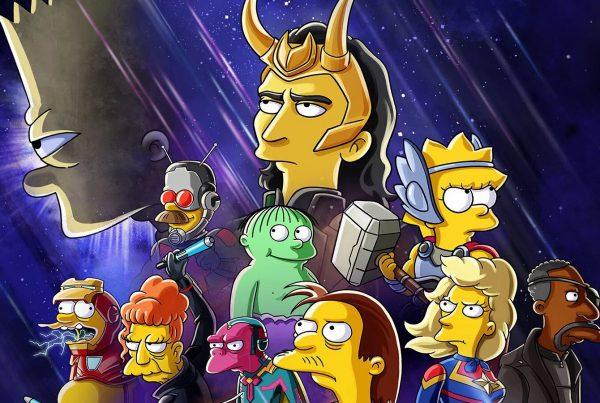 ¡Loki vs Simpson! Disney Plus estrenará pronto un episodio especial crossover con el dios de las mentiras