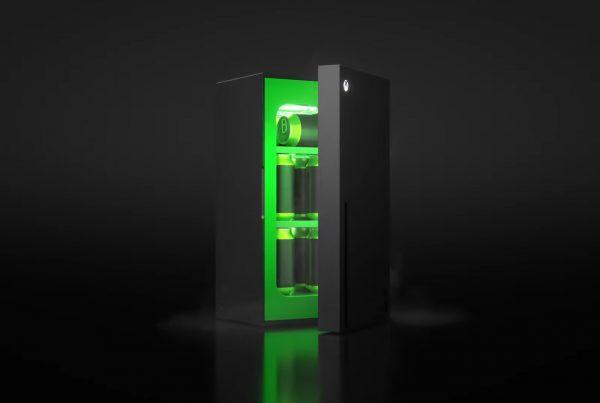 ¡Refrigeradores next gen! E3 2021 transmite el tráiler del Mini Fridge XBOX y pronto podrás tener el tuyo KEGEEX