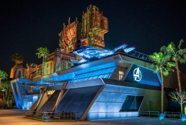Avengers Campus Disneyland Atracciones y productos del nuevo parque