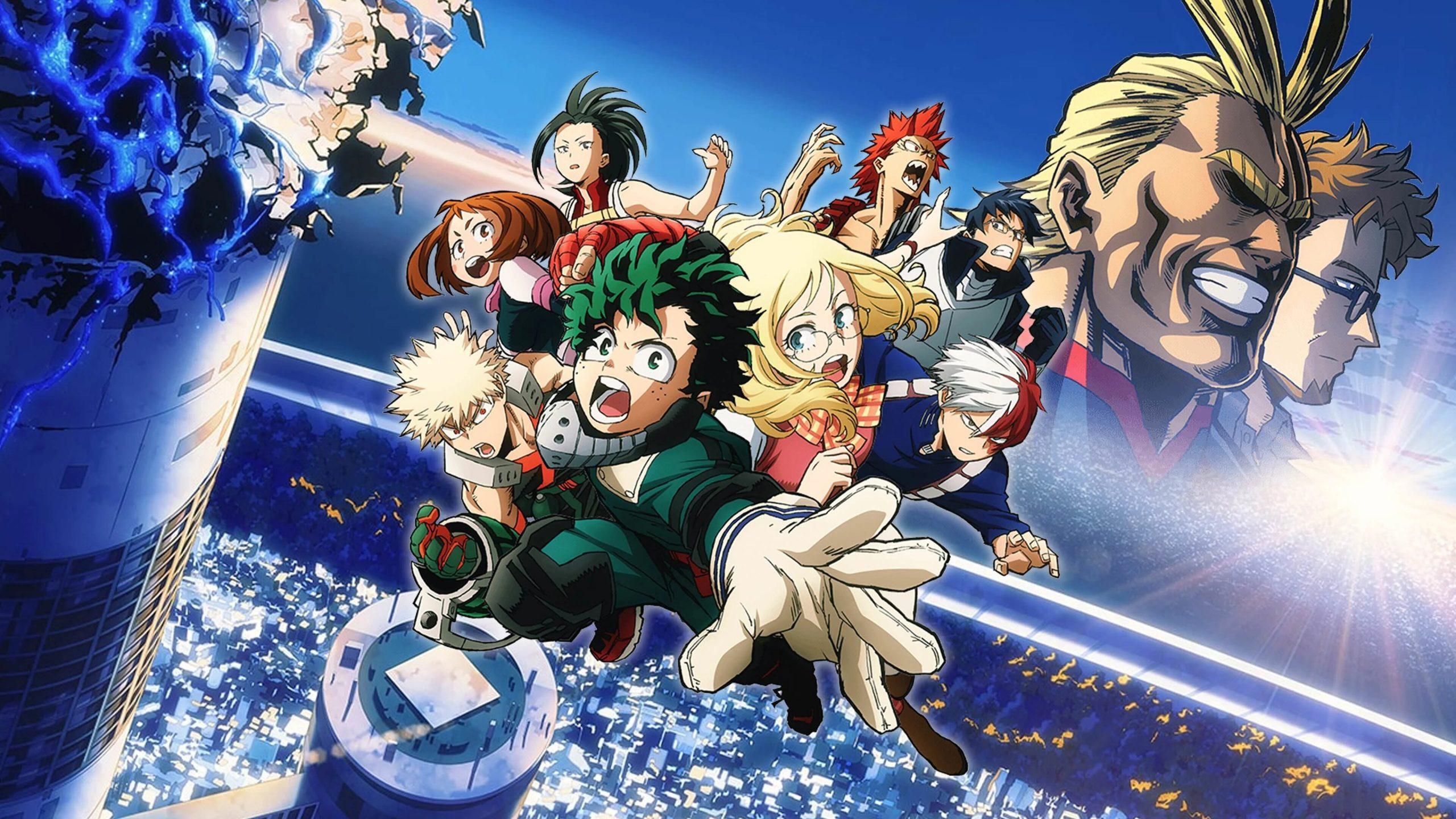 Top 10 de mejores ofertas de anime en las Rebajas de Verano de Steam