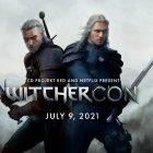 WitcherCon Evento de Netflix con CDPR y clip de nueva temporada de The Witcher