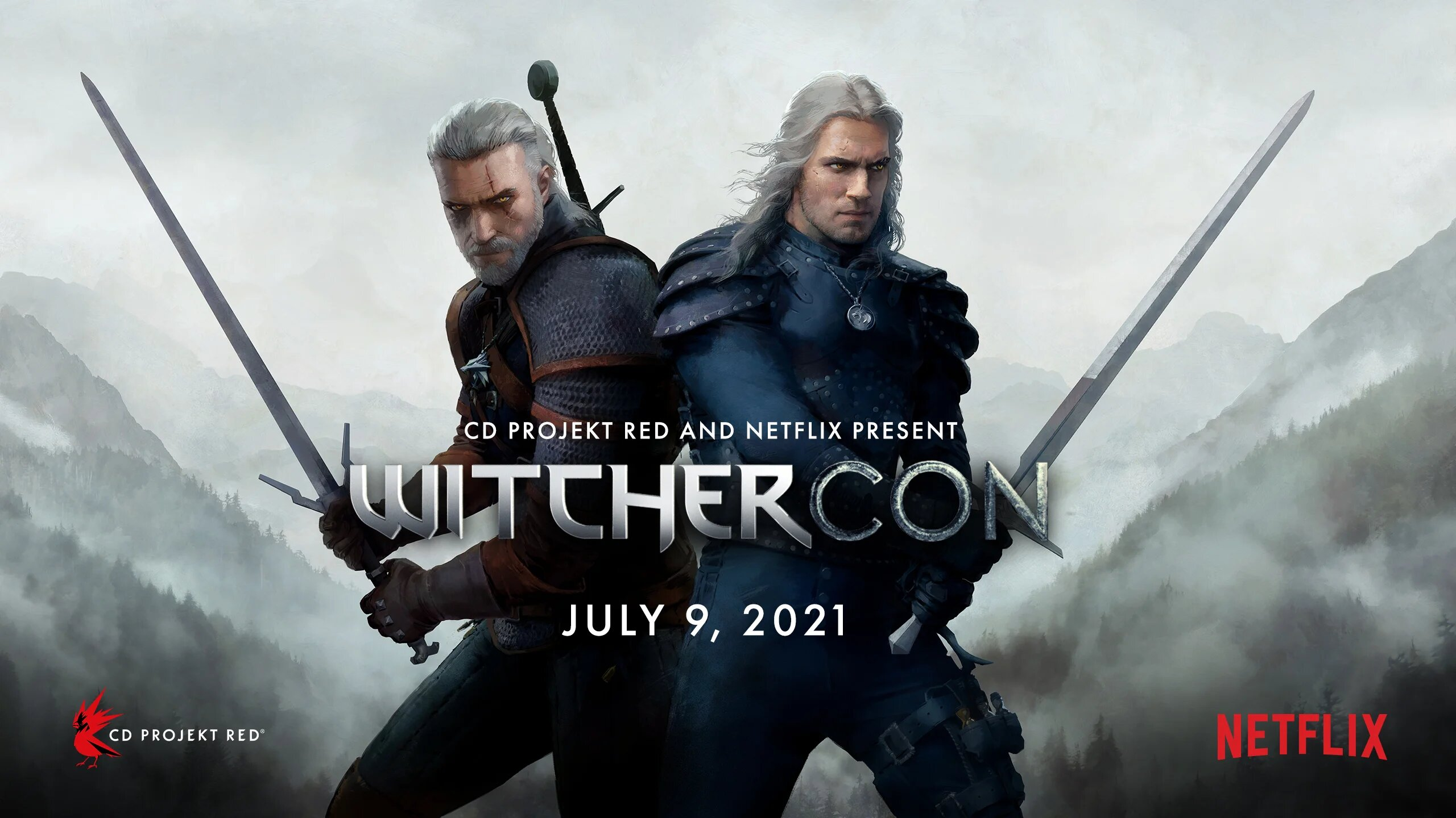WitcherCon: Evento de Netflix con CDPR y clip de nueva temporada de The Witcher