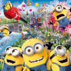 ¡Regresan los Minions! Primer corto de LEGO con kung fu y banana
