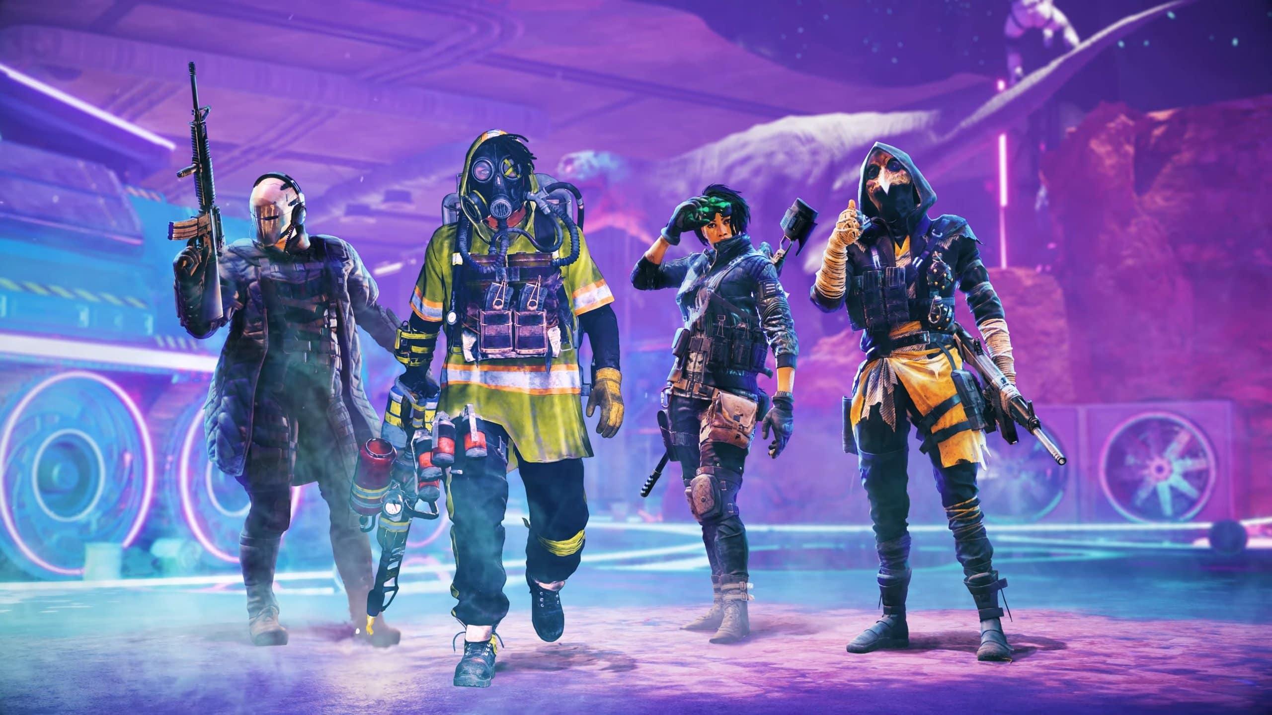 Tom Clancy's XDefiant ¡Sé el primero en jugar el nuevo shooter de Ubisoft!