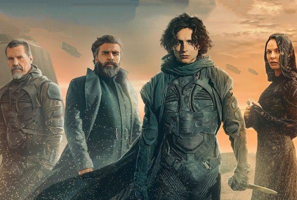 Dune 2021 ¡Mira el increíble segundo tráiler oficial! KEGEEX