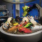 Tenis Jurassic Park Reebok Nuevos modelos recién salidos de huevos de dinosaurio