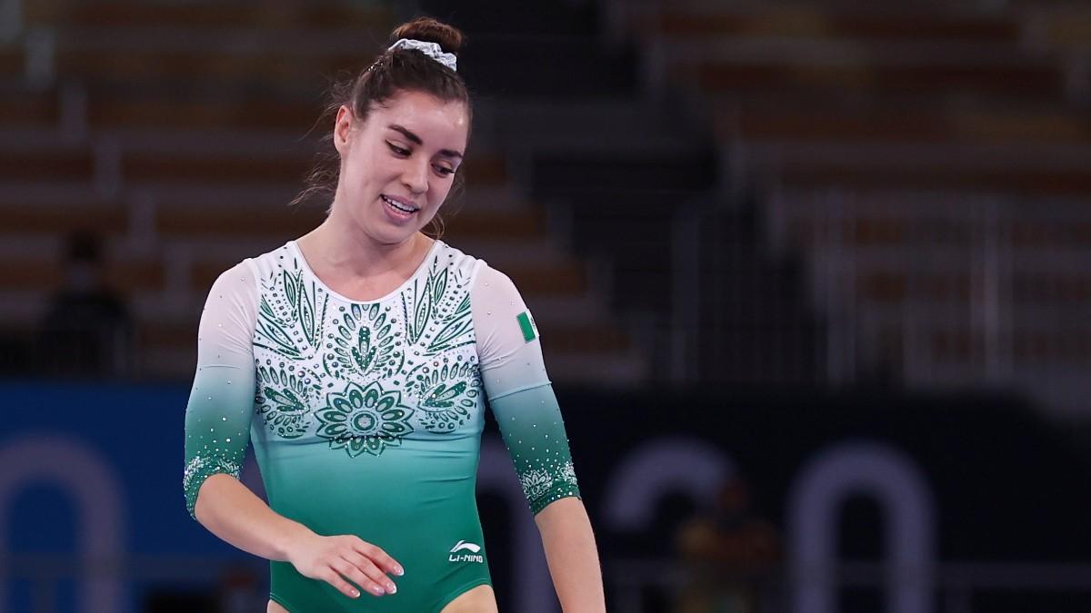 Dafne Navarro: La mexicana que rompió este récord histórico en Tokio 2020