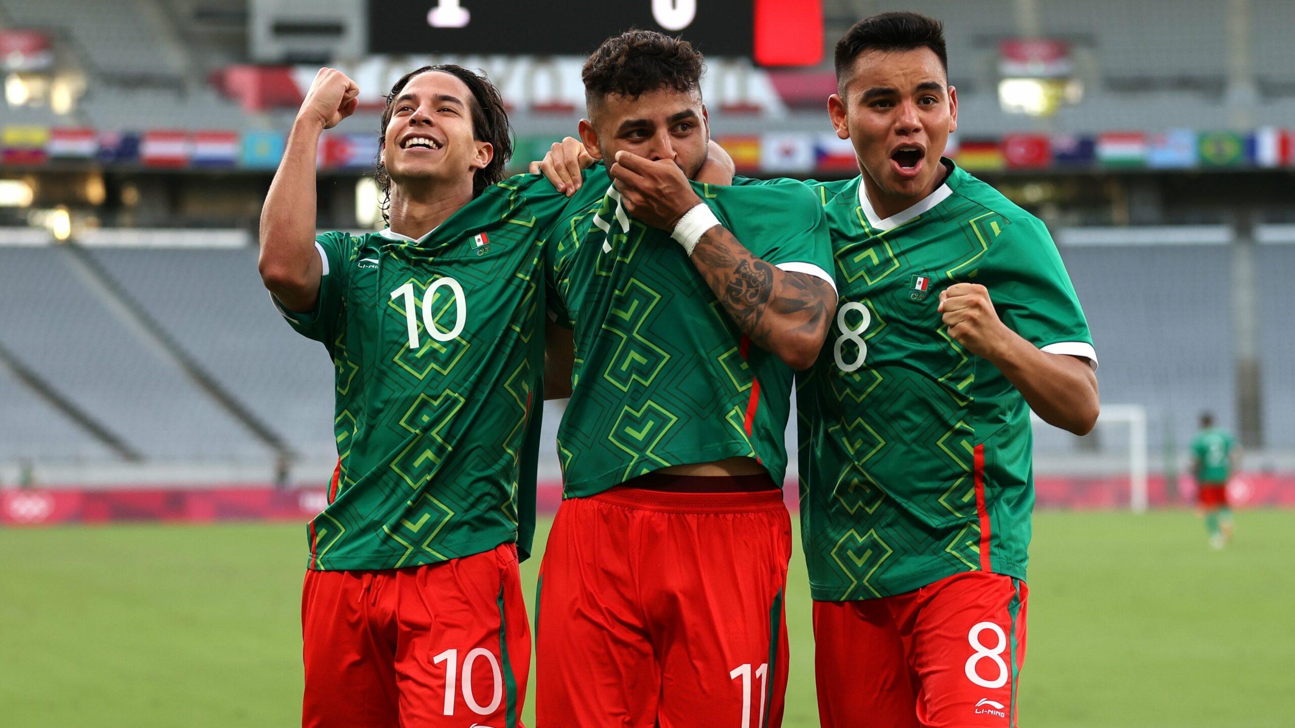 ¡Ganamos la revancha con bronce! Revive los goles del México vs Japón aquí