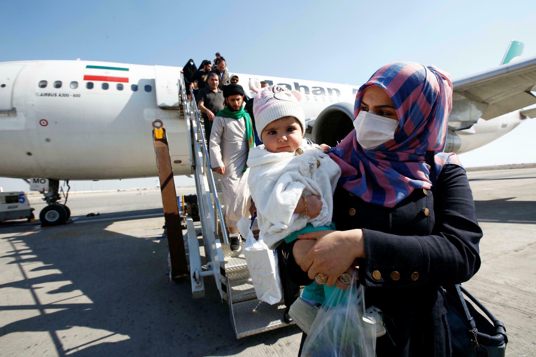 Conoce cómo México está ayudando a las personas de Kabul, Afganistán