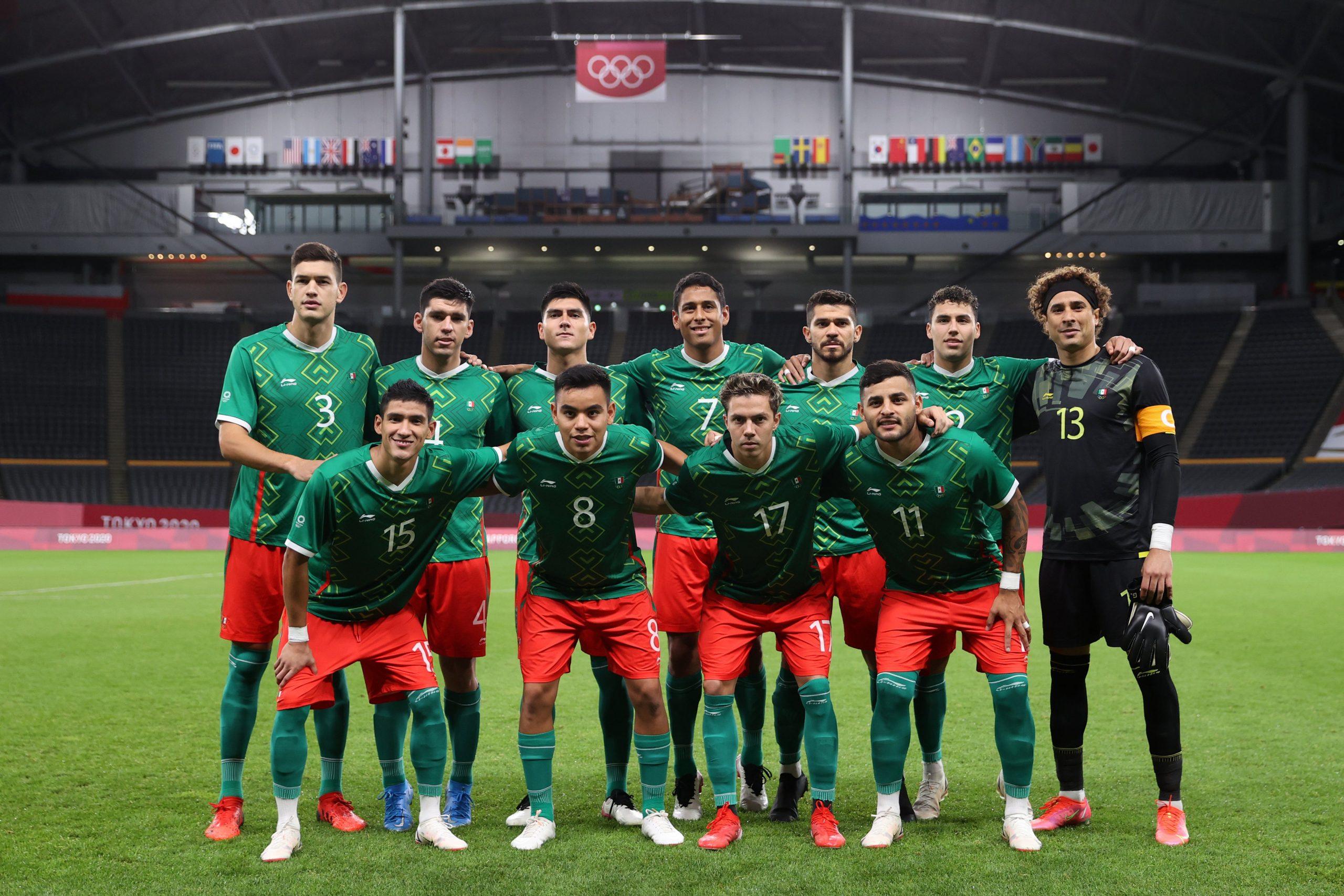 México vs Japón: Ahora lucharán por el bronce por estos penales contra Brasil en Tokio 2020