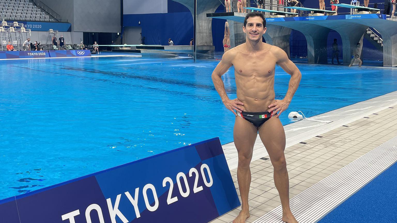 Con este clavado casi perfecto Rommel Pacheco pasa a semifinal y por qué se retira del deporte en Tokio 2020