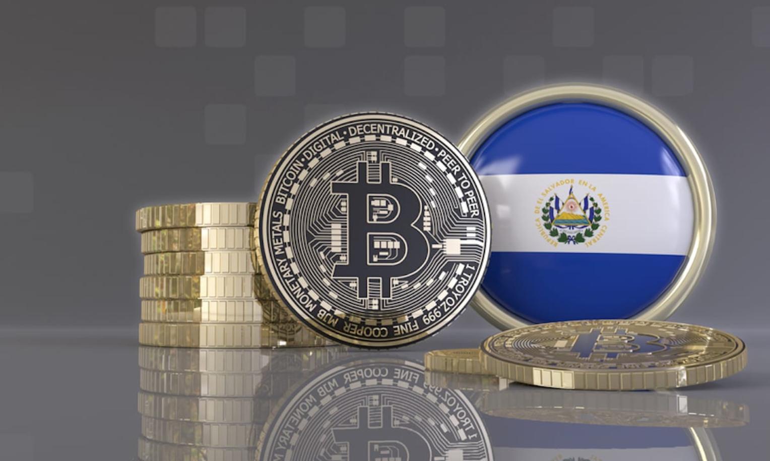 Así es la situación de El Salvador después adoptar el Bitcoin como moneda oficial